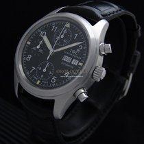 IWC Pilot's Watch Fliegerchronograph Ref. 3706-002