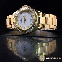 Baume & Mercier Malibu lady 18k Gold MOA 064002