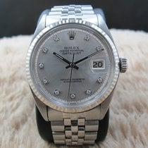 Rolex Oyster Perpetual Datejust 1601 Stainless Steel Men's...
