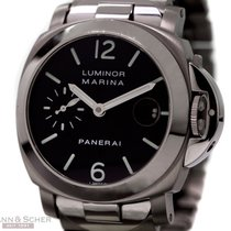 Panerai Luminor Marina PAM51 Stainless Steel 40mm Papers Bj-2001
