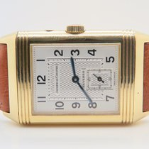 Jaeger-LeCoultre Reverso Night& Day Duoface 18k Yellow...