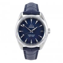 Omega Seamaster Steel Blue Dial  231.13.39.21.03.001 Mens watch