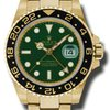 Rolex GMT-MASTER II YELLOW GOLD &amp;#34;50TH ANNIVERSARY&amp;#34;...