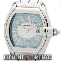 Cartier Roadster Collection Roadster Small 31mm Stainless...