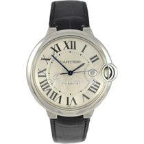 Cartier W69016Z4 BALLON BLEU DE CARTIER 42mm STAINLESS STEEL 2017