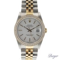 Rolex Datejust Gold/Steel/Diamonds