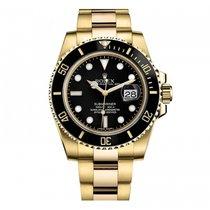 Rolex Submariner Gold BK