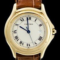Cartier Cougar 18k