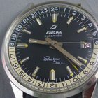 Enicar Sherpa Jet Seapearl Compressor GMT 24 hours Automatic
