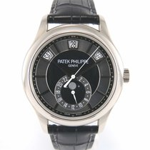 Patek Philippe Annual calendar 5205 G Full Set Like New Never...