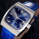 Omega Constellation Automatic Date Blue Dial Watch 1968 1105