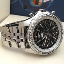 Breitling for Bentley Motors 6.75 Pilot Steel 48 mm (Full Set...