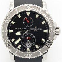 Ulysse Nardin Maxi Marine Diver Chronometer 263-33 W/ Box Papers