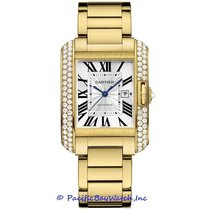 Cartier Tank Anglaise Mid-Size WT100006 Pre-Owned