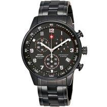 Swiss Military Herren-Armbanduhr, Chronograph, 20042BPL-1M /...