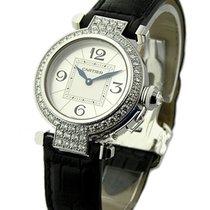 Cartier WJ11922G Pasha 32mm - White Gold - Diamond Bezel and Lugs