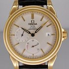 Omega DeVille CoAxial Automatic Power Reserve 18k Gold...