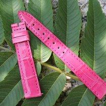 Jaeger-LeCoultre Krokoband pink 14x12mm für Reverso Dame/Joail...