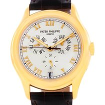 Patek Philippe Complications Annual Calendar Yellow Gold Watch...