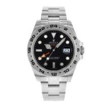 Rolex Explorer II 216570 bk  (11673)