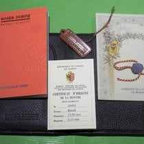 Roger Dubuis vintage complete kit warranty  booklet and papers...