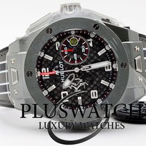 Hublot Big Bang Ferrari Speciale Grey Ceramic 45mm 401.FX.1123...