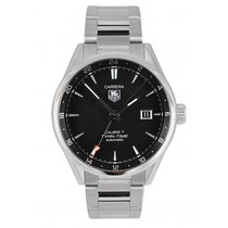 TAG Heuer Carrera Twin Time Caliber 7 Automatic
