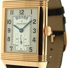 Jaeger-LeCoultre 18K Rose Gold Grande Reverso Duo Watch Q3742521
