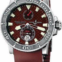 Ulysse Nardin Maxi Marine Diver 263-33-3.95