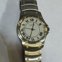 Cartier Santos Ronde automatic date