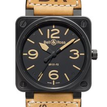 Bell & Ross BR01-92 Automatic 46mm BR01-92 Heritage
