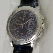 Patek Philippe Platinum Classic Chronograph Single Sealed - 5070P