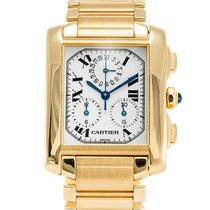 Cartier Watch Chronoflex W50005R2