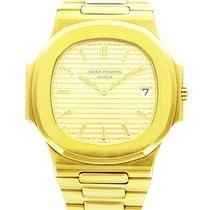 Patek Philippe Jumbo Nautilus 3700 Yellow Gold