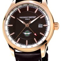 Frederique Constant Vintage Rally Healey GMT Mens Watch...