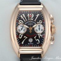 Franck Muller CONQUISTADOR KING 8005 KCC ROSEGOLD 750 CHRONOGR...