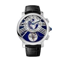 卡地亚 (Cartier) ROTONDE TERRE/LUNE TOURBILLON GMT