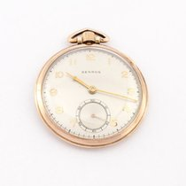 Benrus W3 tail-coat watch pocket watch, Art Deco, 1930s