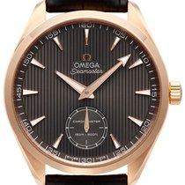 Omega Aqua Terra XXL kleine Sekunde