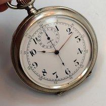 Omega One Button Chrono circa 1910's