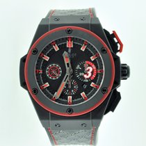 Hublot King Power Dwayne Wade Unico Limited Edition Chronograph