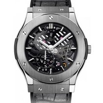 Hublot Classic Fusion 45 Mm Ultra-thin Skeleton