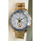 Rolex Yachtmaster II 116688 18K Yellow Gold Full-Size Men'...