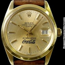 Rolex Coca Cola 14k Oyster Perpetual Date Automatic