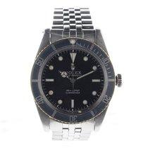 Vintage Rolex Submariner James Bond Steel Automatic 36mm Watch...