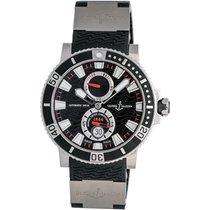 Ulysse Nardin Maxi Marine Diver Titanium Men's Watch 263-90-3/72