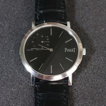 Piaget Altiplano Mechanical Black Dial  G0A34114