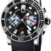 Ulysse Nardin Marine Maxi Marine Diver Chronograph 8003-102-3.92