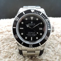 Rolex SEA DWELLER 16600 with Mint Condition SEL
