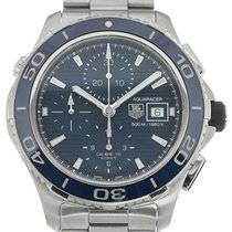 TAG Heuer Aquaracer 44 Automatic Blue Dial